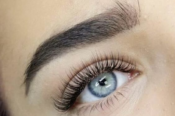 georgia conti lashes